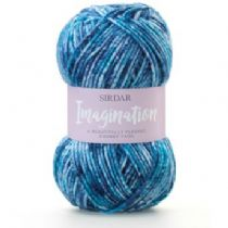 Sirdar Imagination Chunky 100g - RRP £5.02 - OUR CLEARANCE PRICE £2.50
